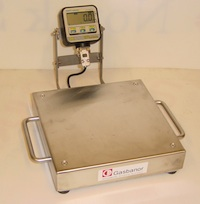 Digital Weighing Scale for SF6 – Cylinders, Type DWS-150